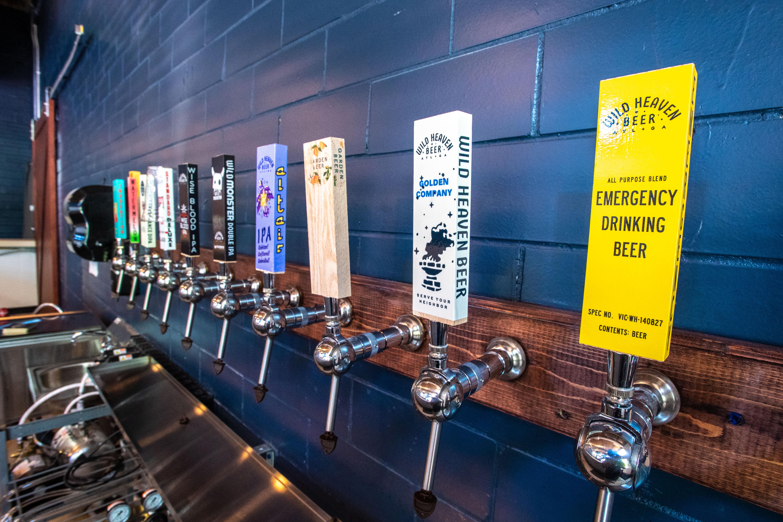 Wild Heaven Beer Opens West End Brewery & Gardens Location