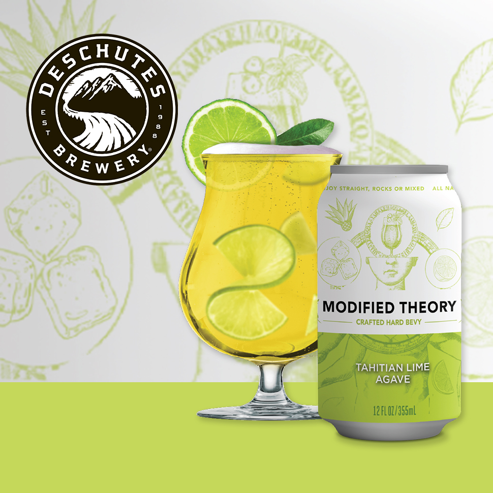 Deschutes Unveils New FMB Brand Modified Theory at