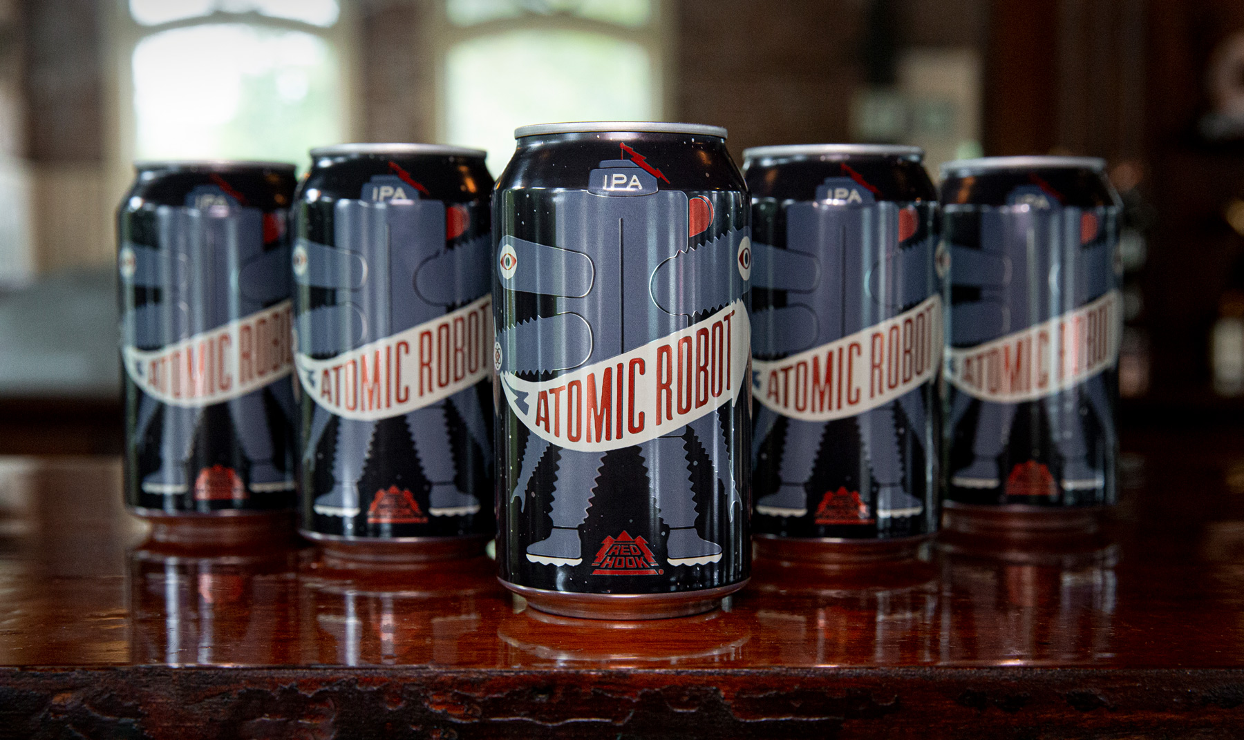 Craft Brew Alliance Launches Redhook Atomic Robot Hazy