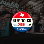 Texas Brewers Report Boost from Beer-To-Go Sales Legalization