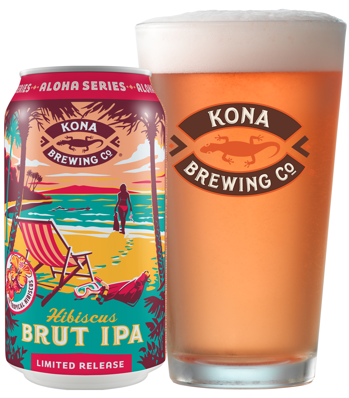Craft Brew Alliance Releases Kona Brewing Hibiscus Brut Ipa Brewbound