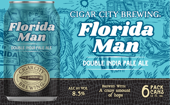 Florida Man Double IPA Joins Cigar City Brewing's Year-Round ...