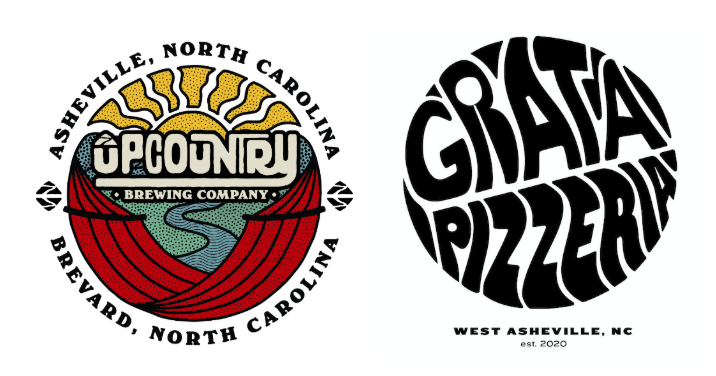 UpCountry Brewing and Grata Pizzeria
