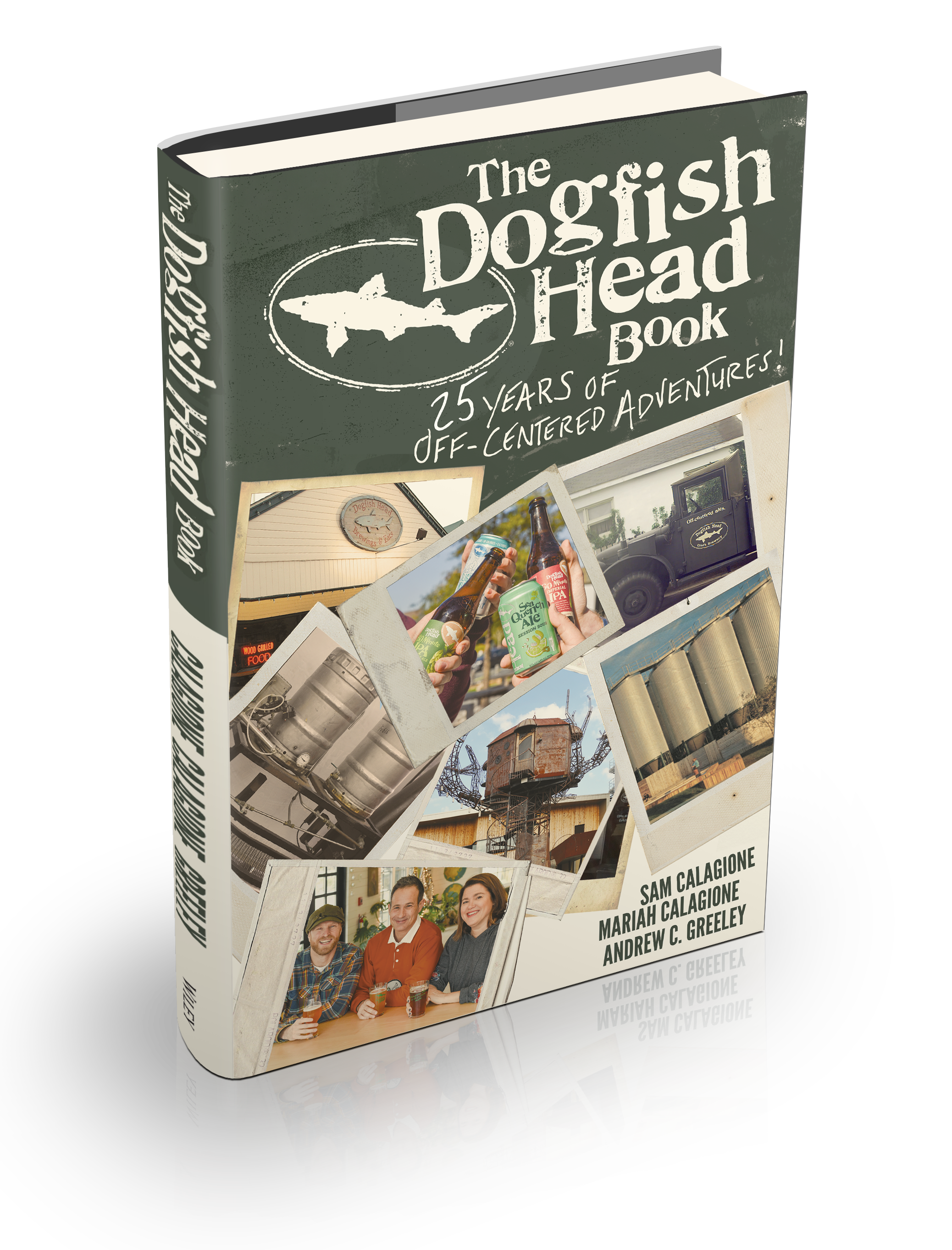 Dogfish Head Celebrates 25th Anniversary With New Book Brewbound