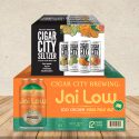 CANarchy's Fall Plans Include Low-Calorie Jai Alai Line Extension, Cigar City Hard Seltzer and Wild Basin Cocktail-Inspired Pack