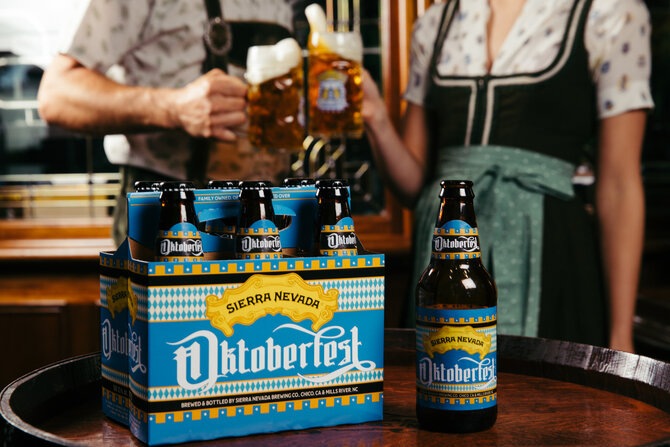 Sierra Nevada Releases 2020 Oktoberfest Beer, At-Home Party Packs, and  Virtual Haus Party | Brewbound