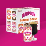 Harpoon to Pulse Dunkin' Donuts Mix Pack Due to Can Crunch