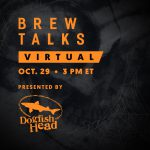 Final Brew Talks Event of 2020 Set for October 29