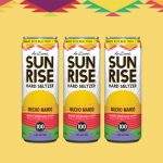 Heineken USA, AriZona Reveal Sun Rise Hard Seltzer