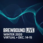 Brewbound Live Goes Virtual in December 2020, Featuring Leaders from New Belgium, Denizens, Nielsen