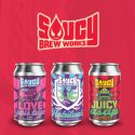 Saucy Brew Works Raises $555,600 Through Equity Crowd Raise with 10 Days to Go