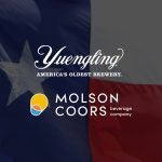 Yuengling and Molson Coors Announce Wholesaler Partners for Texas Launch