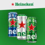 Heineken USA to 'Double Down' in 2022;  'The Year of the Slim Can'; 1 Million Case Opportunity with Cans
